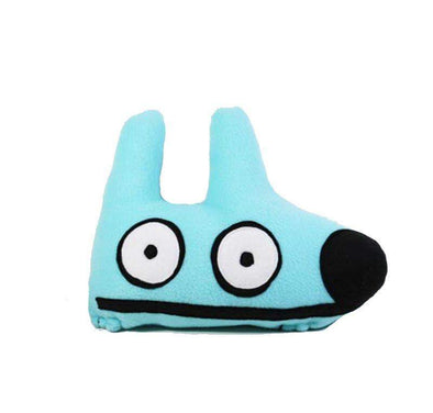 Stinky Dog Light Blue Stinky Dog-Plush