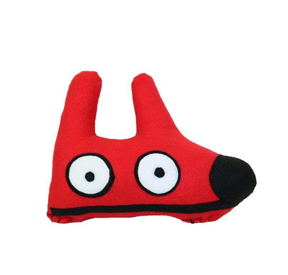 Stinky Dog Red Stinky Dog-Plush