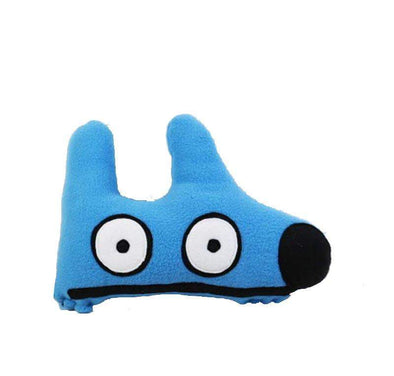 Stinky Dog Bright Blue Stinky Dog-Plush