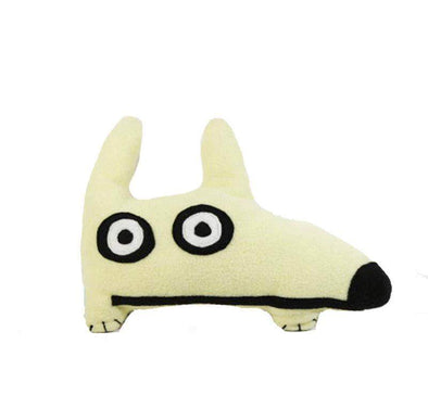 Stinky Dog Yellow Stinky Dog-Plush