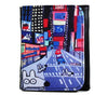 stinky dog times square wallet