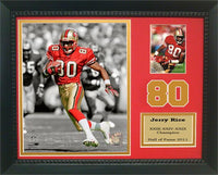11x14 Card Frame - Jerry Rice San Francisco 49ers