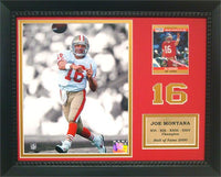 11x14 Card Frame - Joe Montana San Francisco 49ers #16