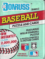 1991 Donruss Baseball