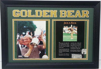 12x18 Double Frame - Jack Nicklaus 'Golden Bear'