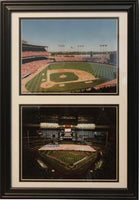 12x18 Double Frame - Milwaukee Brewers Miller Park