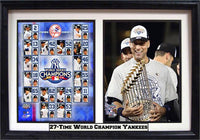 12x18 Double Frame - New York Yankees Champions