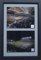12x18 Double Frame - Boston College