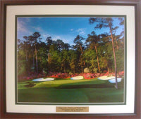 20x24 Custom Frame - Augusta National 13th Hole