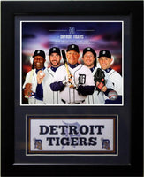 11x14 Deluxe Frame - 2014 Detroit Tigers
