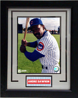 11x14 Deluxe Frame - Andre Dawson Chicago Cubs
