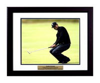 14x18 Deluxe Frame - Tiger Woods Putter