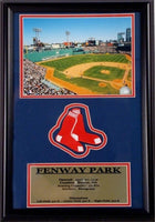 12x18 Patch Frame - Fenway Park