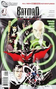 Batman Beyond Unlimited #1 Volume 1 Comic Book