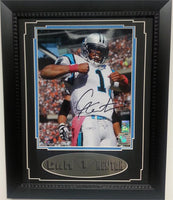 11x14 Autograph Frame - Cam Newton Carolina Panthers