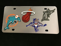 License Plate - Florida Teams