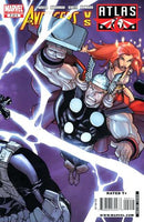 AVENGERS VS AGENTS OF ATLAS #2