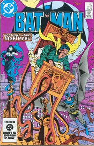 Batman #377 Volume 1 Comic Book