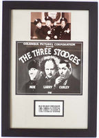 12x18 Deluxe Frame - Three Stooges