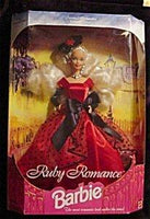Barbie Doll Ruby Romance Special Edition