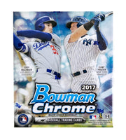 2017 Bowman Chrome MIni Box
