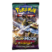 Pokemon TCG - Sun Moon Guardians Rising