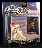Starting Lineup 2 Alex Rodriguez