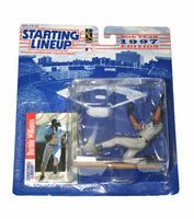 Starting Lineup Bernie Williams