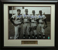11x14 Autographed Frame - 1969 NY Mets Pitchers
