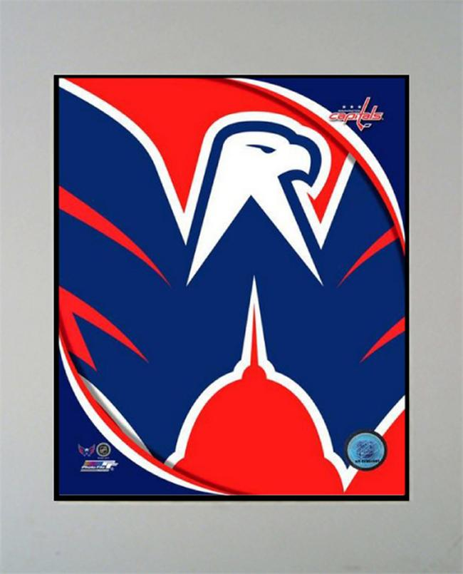 11x14 Logo Mat - Washington Capitals