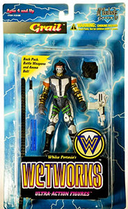 Grail Wetworks Ultra Action Figure
