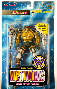 Dozer Wetworks Ultra Action Figure