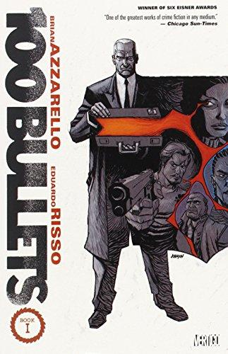 100 Bullets Book One Graphic Novel