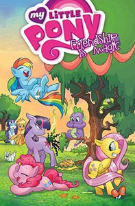 My Little Pony Friendship Is Magic Graphic Novel