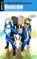 Quantum and Woody Graphic Novel