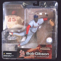 Mcfarlane Sportspicks MLB Cooperstown Collection Series 1 Bob Gibson Figure