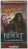 Magic The Gathering Revolt Booster Packs