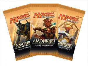 Magic The Gathering Amonkhet Booster Packs
