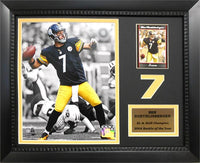 11x14 Card Frame - Ben Roethlisberger Pittsburgh Steelers