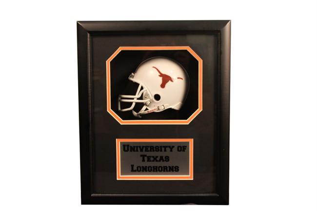 11x14 Shadow Box Frame - University of Texas