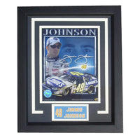 11x14 Deluxe Frame - Jimmie Johnson