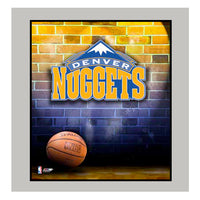 11x14 Mat - Denver Nuggets