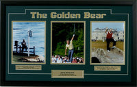 15x35 Three Photo Frame - Jack Nicklaus