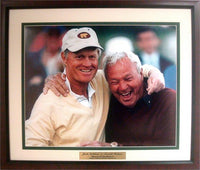 16x20 Deluxe Frame - Nicklaus, Palmer Hugging