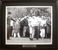 16x20 Deluxe Frame - Arnold Palmer, Jackie Gleason