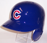 Chicago Cubs Rawlings Full Size Authentic Batting Helmet - Left Ear Flap