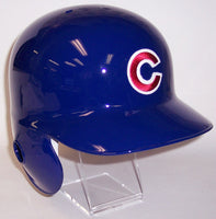 Chicago Cubs Rawlings Full Size Authentic Batting Helmet - Right Ear Flap