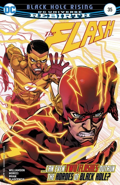 The Flash #35