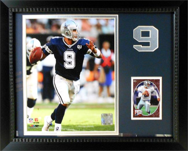 11x14 Card Frame - Tony Romo Dallas Cowboys