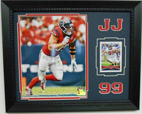 11x14 Card Frame - JJ Watt Houston Texans